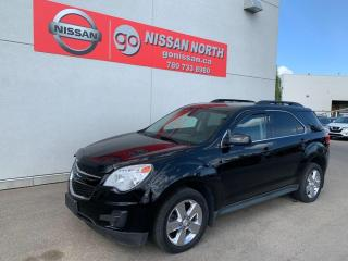 Used 2014 Chevrolet Equinox LT 4dr AWD Sport Utility Vehicle for sale in Edmonton, AB