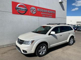 Used 2012 Dodge Journey SXT 4dr FWD Sport Utility Vehicle for sale in Edmonton, AB