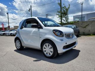 Used 2016 Smart fortwo Passion  *NAV*CRUISE*A/C* 50$/SEM for sale in St-Jérôme, QC