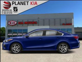 New 2020 Kia Forte EX+ IVT - Sunroof for sale in Brandon, MB