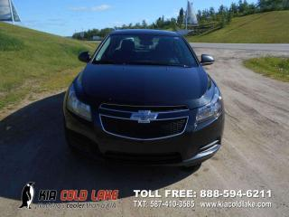 Used 2014 Chevrolet Cruze 1LT for sale in Cold Lake, AB
