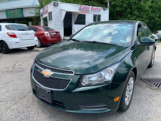Used 2014 Chevrolet Cruze 1LT/Backup Camera /Sunroof /Safety included Price for sale in Toronto, ON