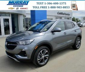 New 2020 Buick Encore GX Select AWD/ HEATED SEATS/ REMOTE START/ WIFI for sale in Estevan, SK