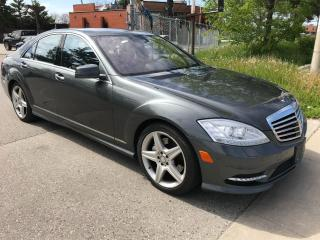 Used 2011 Mercedes-Benz S450 4MATIC $16900,NAV,B,U/CAMERA,SAFETY3YEARS WARRANTY INCLUD for sale in Toronto, ON