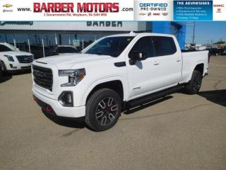 New 2020 GMC Sierra 1500 AT4 for sale in Weyburn, SK