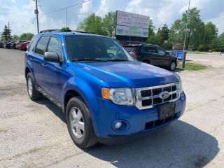 Used 2012 Ford Escape XLT * MANUAL * for sale in Komoka, ON