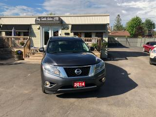 Used 2014 Nissan Pathfinder SL for sale in Sutton, ON
