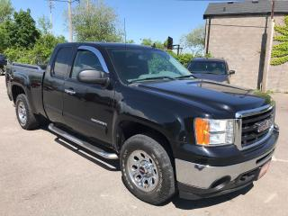 Used 2011 GMC Sierra 1500 SL Nevada Edition ** 4X4, CRUISE, BLUETOOTH, TOW PKG ** for sale in St Catharines, ON
