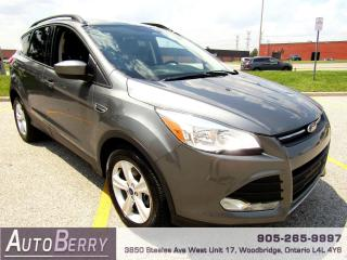 Used 2014 Ford Escape SE - EcoBoost - 4WD for sale in Woodbridge, ON