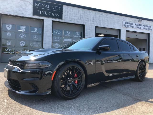 2015 Dodge Charger SRT Hellcat 707HP No Accidents Laguna Leather