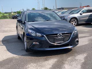 Used 2014 Mazda MAZDA3 GS-SKY NAVI CAMERA for sale in Oakville, ON
