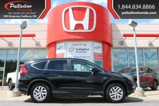 Used 2015 Honda CR-V EX- ALL WHEEL DRIVE, BACKUP CAMERA, HEATED SEATS for sale in Sudbury, ON