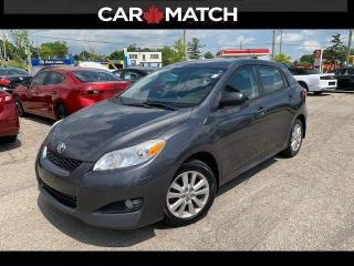 Used 2010 Toyota Matrix AUTO / NO ACCIDENTS for sale in Cambridge, ON