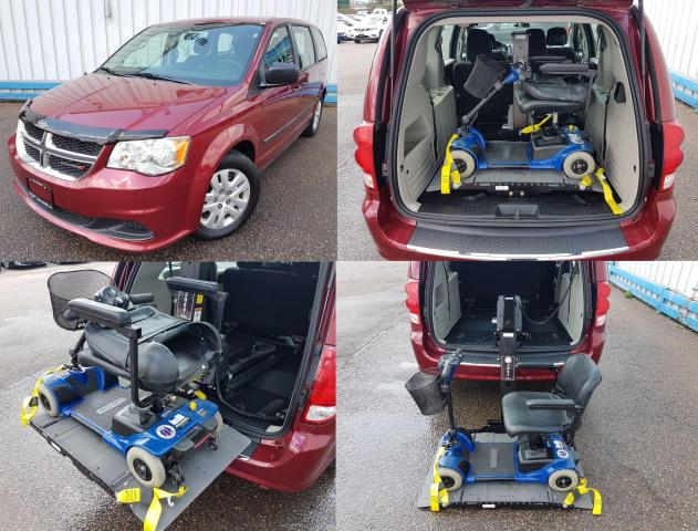 2014 Dodge Grand Caravan *MOBILITY HANDICAP SCOOTER*