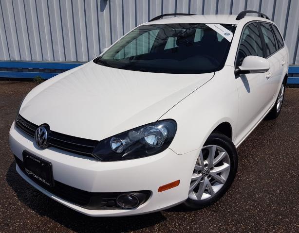 2013 Volkswagen Golf Wagon Comfortline *TDI DIESEL*