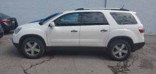 Used 2011 GMC Acadia SLT1 7 PASSENGER for sale in North York, ON