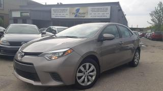 Used 2015 Toyota Corolla LE for sale in Etobicoke, ON
