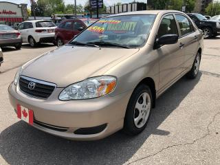 Used 2005 Toyota Corolla CE for sale in Scarborough, ON