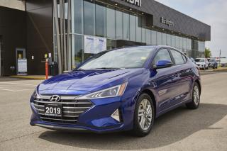 Used 2019 Hyundai Elantra | PREFERRED | ONE OWNER | CLEAN CARFAX | for sale in Burlington, ON