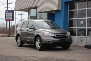 Used 2010 Honda CR-V EX-L for sale in Burlington, ON
