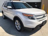Photo of White 2013 Ford Explorer