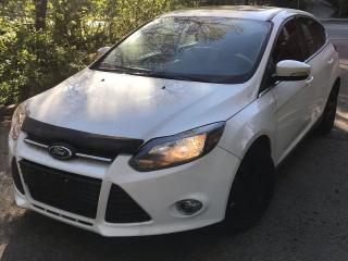 Used 2012 Ford Focus Titanium for sale in Brampton, ON