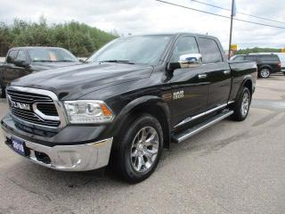 Used 2018 RAM 1500 Limited for sale in North Bay, ON