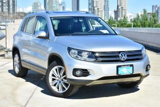 Used 2014 Volkswagen Tiguan Highline 6sp at Tip 4M for sale in Burnaby, BC