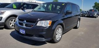 Used 2014 Dodge Grand Caravan SXT - BLUETOOTH, STOW'N'GO, DVD for sale in Kingston, ON