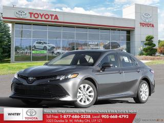 New 2020 Toyota Camry LE FA20 for sale in Whitby, ON