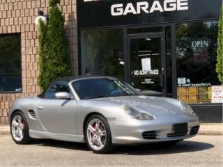 Used 2003 Porsche Boxster S for sale in Paris, ON