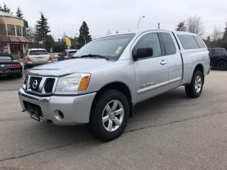 Used 2006 Nissan Titan SE for sale in Surrey, BC