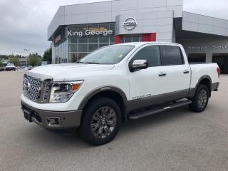 Used 2018 Nissan Titan Platinum Reserve for sale in Surrey, BC