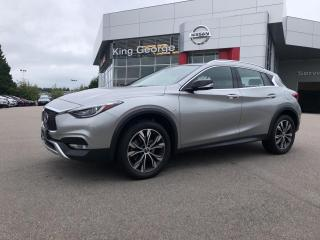 Used 2017 Infiniti QX30 AWD 4dr for sale in Surrey, BC