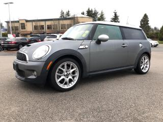 Used 2010 MINI Cooper Clubman 2dr Cpe S for sale in Surrey, BC