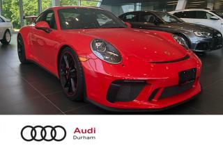 Used 2018 Porsche 911 GT3 Coupe for sale in Whitby, ON