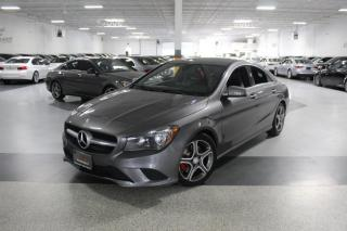 Used 2016 Mercedes-Benz CLA-Class CLA250 4MATIC I NAVIGATION I LEATHER I REAR CAM I BLINDSPOT for sale in Mississauga, ON
