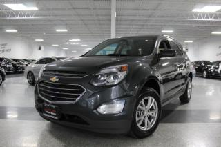 Used 2017 Chevrolet Equinox NO ACCIDENTS I BIG SCREEN I REAR CAM I HEATED SEATS I BT for sale in Mississauga, ON