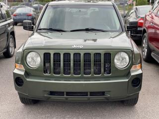 Used 2009 Jeep Patriot FWD 4dr Sport for sale in Scarborough, ON