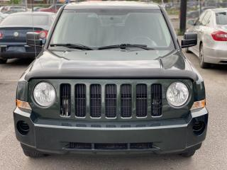Used 2010 Jeep Patriot FWD 4dr Sport for sale in Scarborough, ON