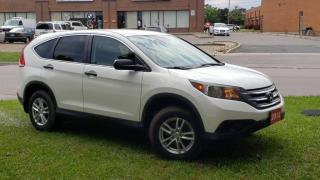 Used 2013 Honda CR-V AWD 5dr LX for sale in Brampton, ON