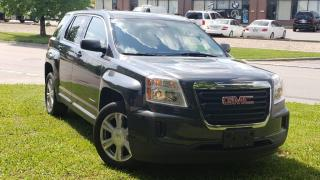 Used 2017 GMC Terrain FWD 4dr SLE w/SLE-1 for sale in Brampton, ON