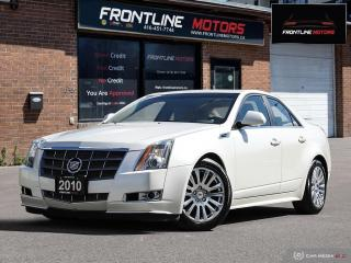 Used 2010 Cadillac CTS Sedan 3.6L Premium AWD for sale in Scarborough, ON