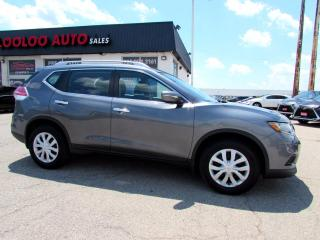 Used 2015 Nissan Rogue S AUTO NO ACCIDENT CAMERA BLUETOOTH CERTIFIED for sale in Milton, ON