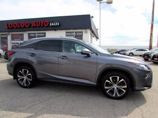 Used 2016 Lexus RX 350 Executive Executive Pkg AWD Navi Camera Head Up Display Certified for sale in Milton, ON