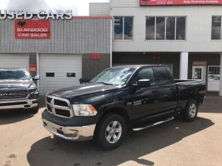 Used 2015 RAM 1500 ST for sale in Edmonton, AB
