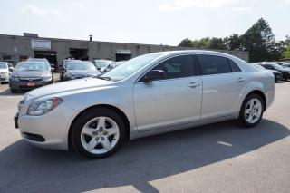 Used 2010 Chevrolet Malibu LS CERTIFIED 2YR WARRANTY CRUISE ALLOYS AUX KEYLESS POWER SEAT for sale in Milton, ON