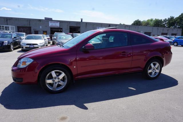 2008 Chevrolet Cobalt LT COUPE CERTIFIED 2YR WARRANTY *FREE ACCIDENT* SUNROOF BLUETOOTH ALLOYS CRUISE AUX
