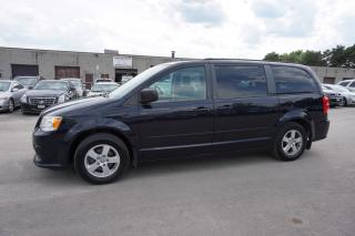 Used 2011 Dodge Grand Caravan SXT STOW&GO CERTIFIED 2YR WARRANTY BLUETOOTH ALLOYS *FREE ACCIDENT* AUX for sale in Milton, ON