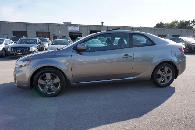 2012 Kia Forte Koup EX CERTIFIED 2YR WARRANTY *1 OWNER*FREE ACCIDENT* BLUETOOTH SUNROOF HEATED ALLOYS AUX